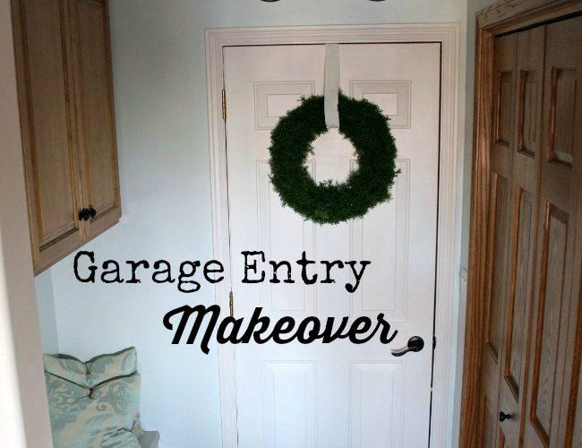 Garage Entry Reveal