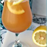 Citrus Iced Tea -- A Pinch of Joy
