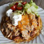 Pork Tostadas -- A Pinch of Joy.