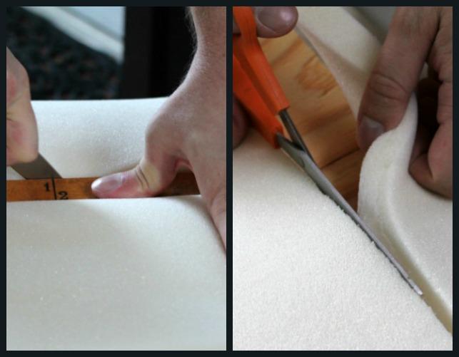 cut-foam to size