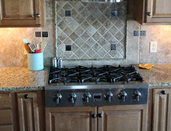 Focal point of the kitchen won't change -- A Pinch of Joy