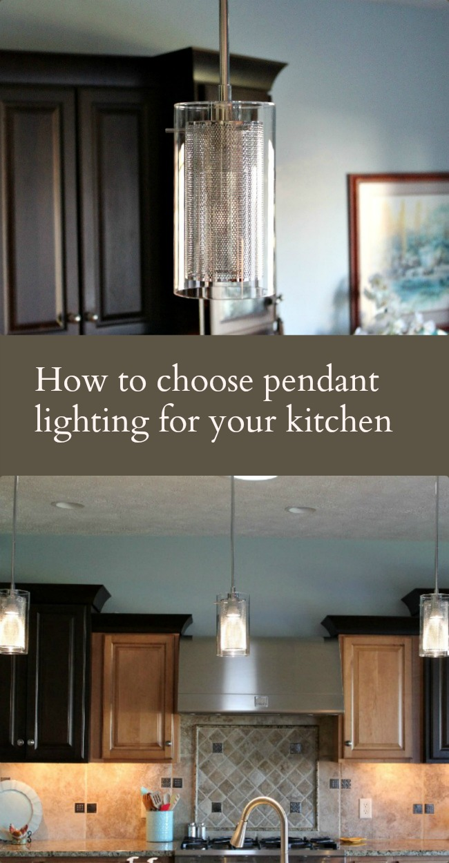 how-to-choose-pendant-lighting-for-your-kitchen-a-true-story-a-pinch-of-joy Things to consider when choosing the right pendant lighting for your kitchen.