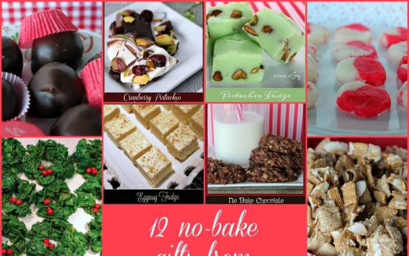12 no-bake gifts from the kitchen