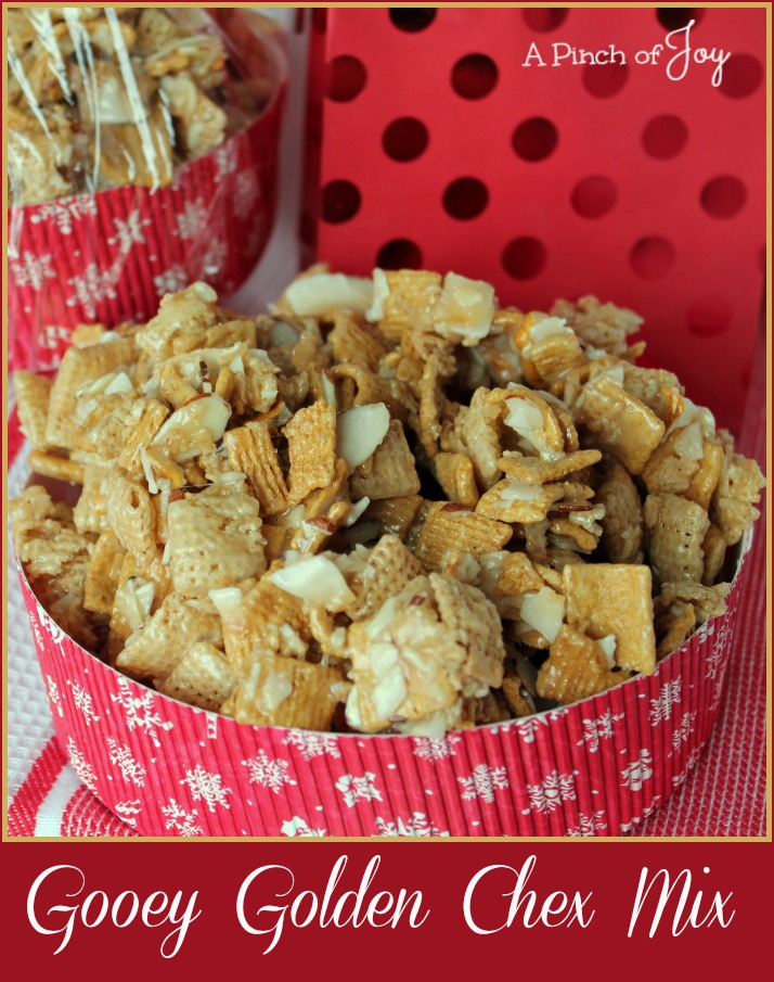 gooey-golden-chex-mix-a-pinch-of-joy-chex-and-golden-grahams-with-a-few-friends-coated-in-a-not-too-sweet-syrup-you-cant-eat-just-one-bite