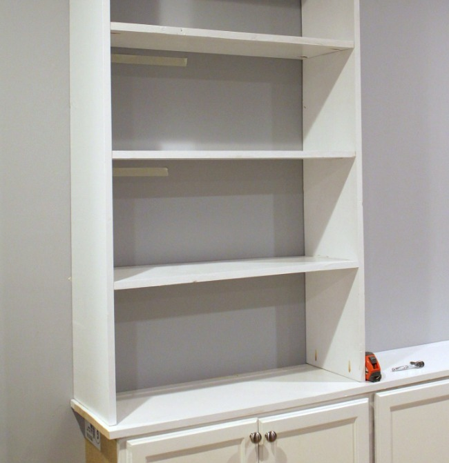 Basement Cupboards