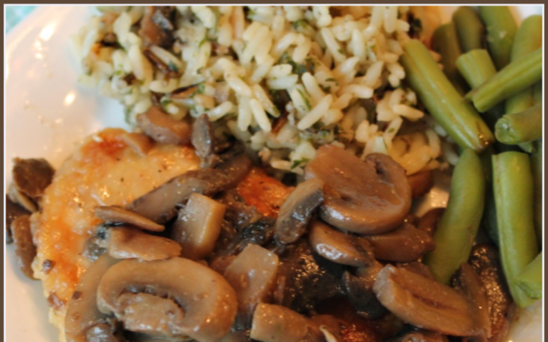Quick and Easy Chicken Marsala