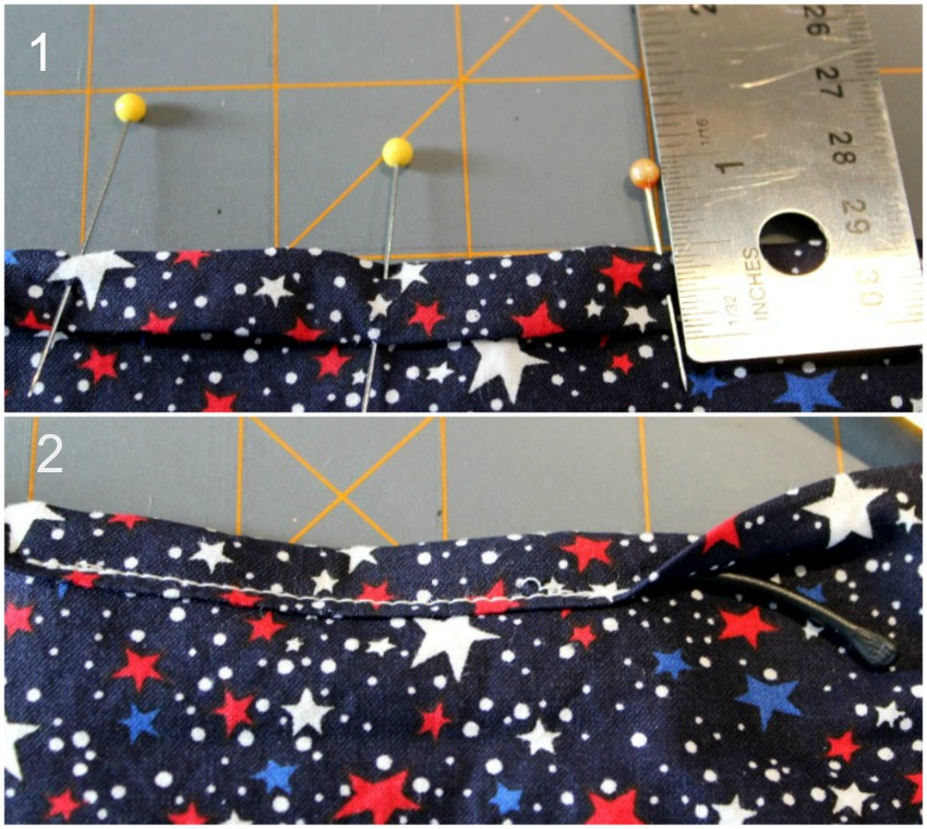 Sewing Nose Clip Casing