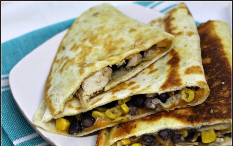 Chicken Tikka-Masala Tacos
