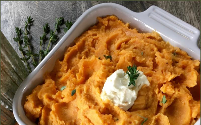Savory Sweet Potatoes