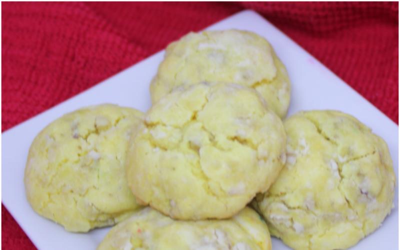 Butter Fluff Cookies