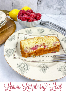 Lemon Raspberry Loaf_A Pinch of Joy